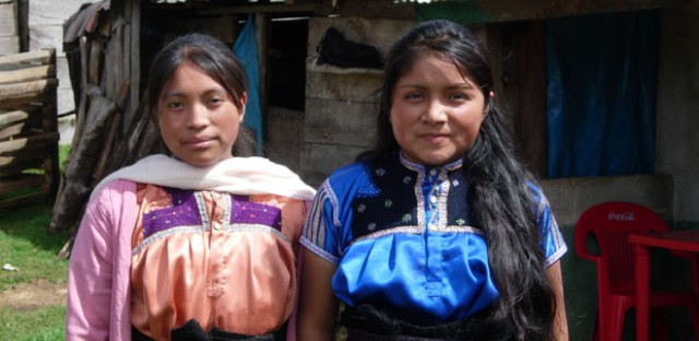 Supporters of Alternative Gifts International can give money to groups like Mujeres de Maiz Opportunity Foundation, a Mexican organization that provides educational and vocational opportunities to women in Chiapas.
