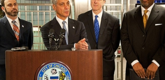 Does it take an outsider to find the truth? Jonathan Alter takes a look at Mayor Rahm Emanuel