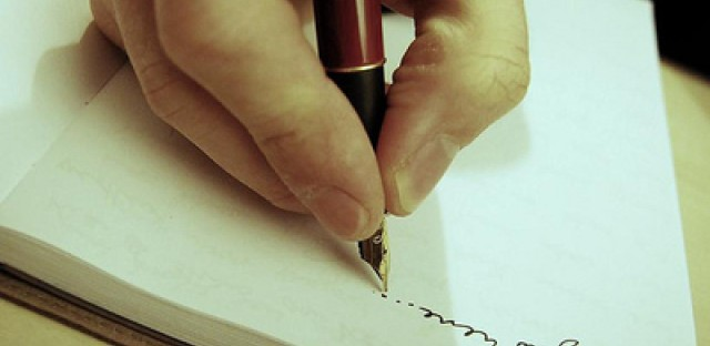 Local poet discovers writing later in life-and is still learning