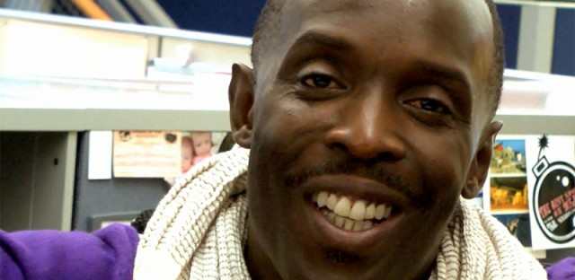 Wikipedia Files: Michael K. Williams (Omar from 'The Wire')