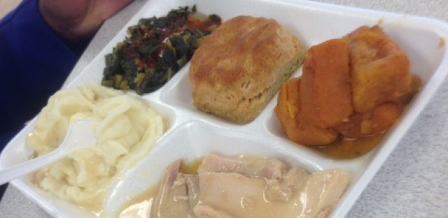 How is the new chow in CPS schools?