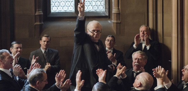 Pop Culture Happy Hour : Darkest Hour and What's Making Us Happy Image