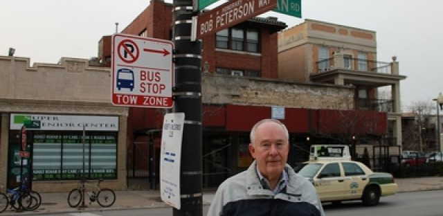 Ed Kuske says positive loitering drove drug activity away from his neighborhood.