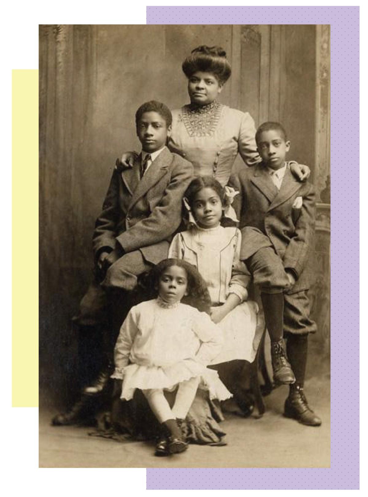 Ida's children