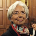 International Monetary Fund chief Christine Lagarde arrives at a special court in Paris on Dec. 12.