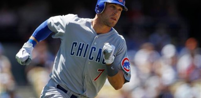 Cubs fans have an opportunity to see recent call-up Brett Jackson this weekend.
