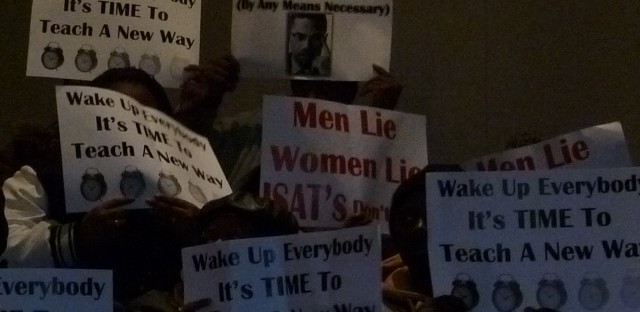 Protesters and pastors weigh in on proposed CPS closings