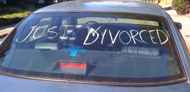 divorced stock