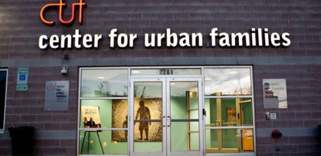 The Center for Urban Families in Baltimore is a nonprofit that provides job training, parenting programs and other help for low-income families.