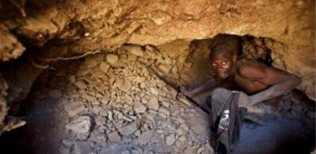 Blood Diamonds in Zimbabwe