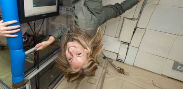 Mechanical engineer Christine Dailey has worked to help astronauts exercise in space.