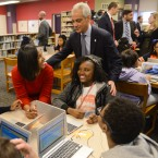Rahm Emanuel considers improvement in Chicago Public Schools one of his signature achievements as Chicago mayor. But some teachers say they'll mostly remember the chaos in the schools during his tenure.
