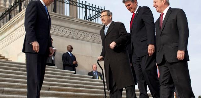 Sen. Mark Kirk reverses stance on gay marriage