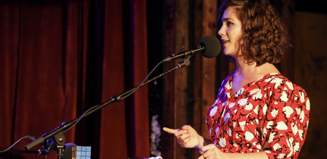 Ask Me Another : Lola Kirke: Mozart In The Puzzle Image