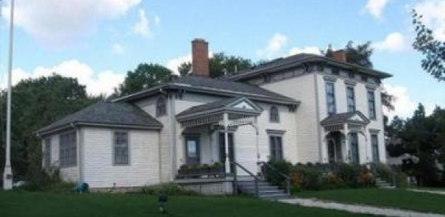 Chicago's oldest house?