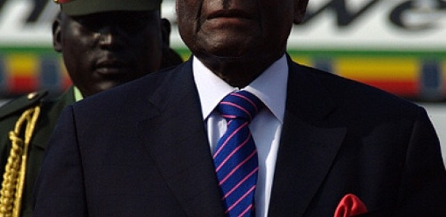 Is this the beginning of the end for President Mugabe?