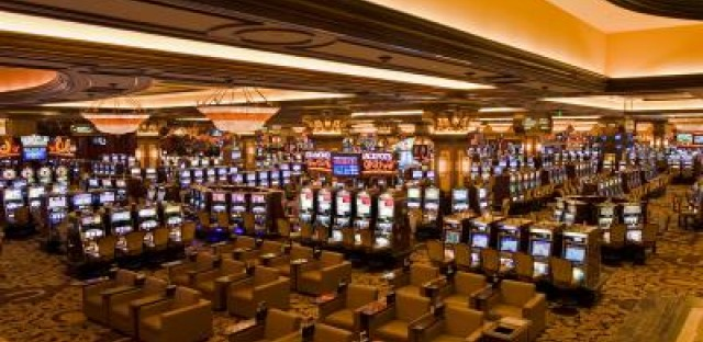 Horseshoe Casino Hammond has invested hundreds of millions of dollars into its operation.