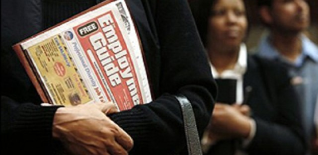 Unemployment remains high according to disappointing numbers from the U.S. Bureau of Labor Statistics.