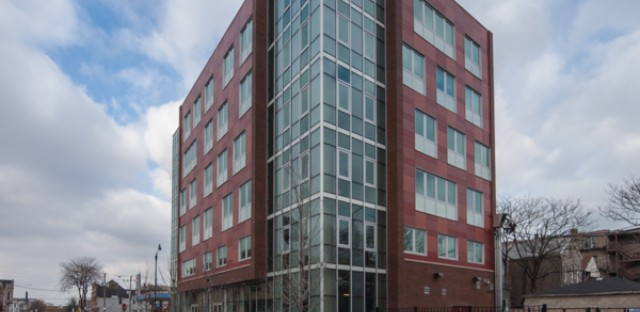 New college dorm in Pilsen is gaining attention--and accolades