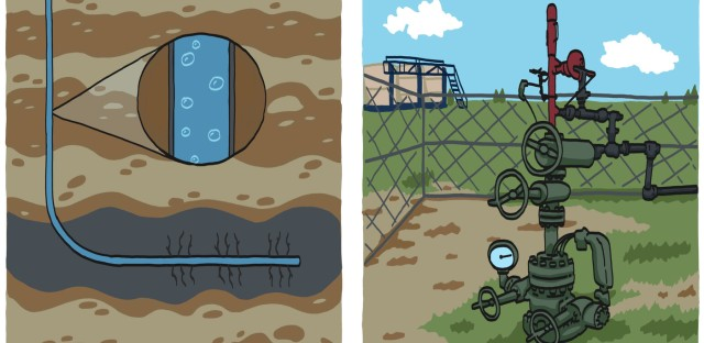 Planet Money : Oil #3: How Fracking Changed the World Image