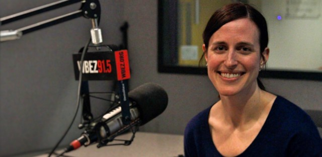 Jana Hirschtick, an epidemiologist with the Sinai Urban Health Institute, was one of the principal investigators in a new study on health and well-being in nine Chicago community areas.