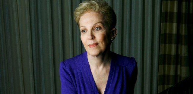 Author Jeane Phillips, the daughter of the original advice columnist Dear Abby poses for a photo in Los Angeles in October 2007.