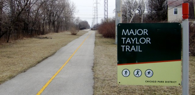 Mayor Taylor Trail in Washington Heights, Chicago