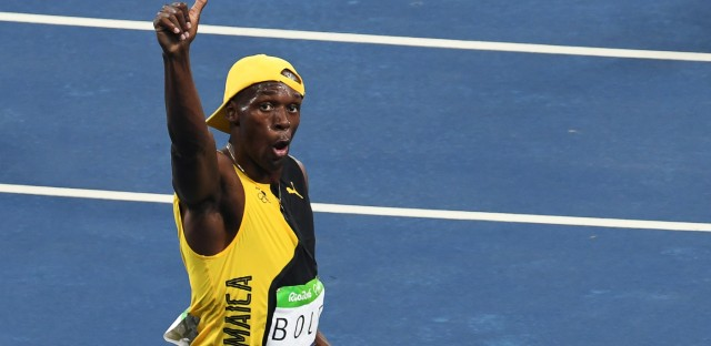 How To Do Everything : Usain/Boat Image