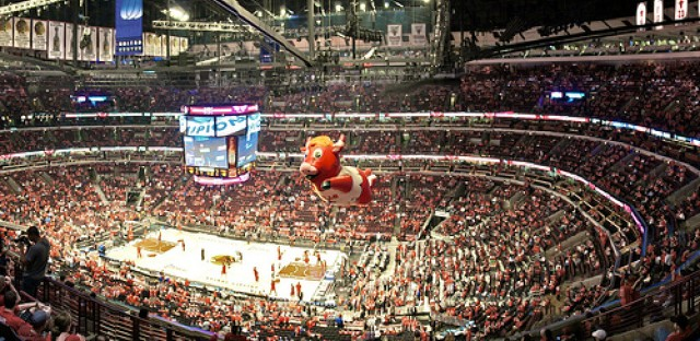 File: Chicago's United Center.
