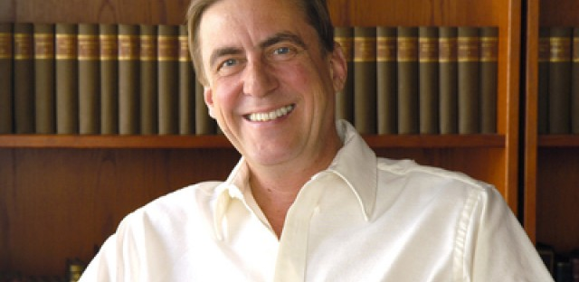 Weather historian Christopher C. Burt.