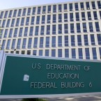 "A House lawmaker has introduced a bill to ""terminate"" the U.S. Department of Education."