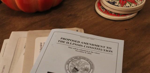 Illinois Proposed Constitutional Lockbox Amendment 2