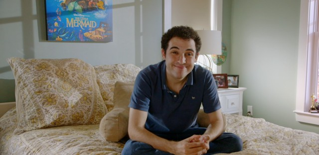 Owen Suskind, whose story is told in the documentary, Life, Animated, was diagnosed with autism when he was 3. Now 23, Suskind still loves the Disney cartoons he watched growing up.