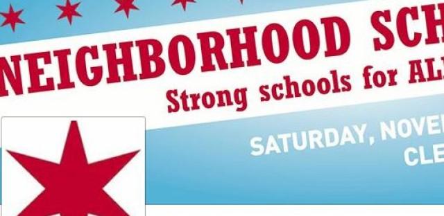 Chicago parents organize fair to promote neighborhood schools