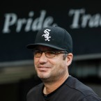 Chicago White Sox manager Robin Ventura
