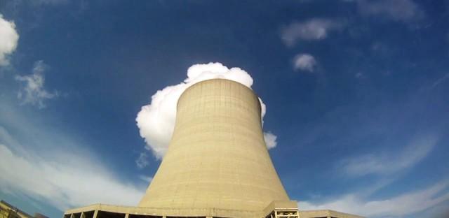 Exelon nuclear plant in Byron