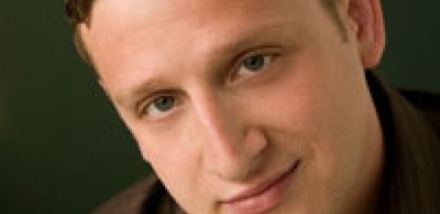 'Dopey-looking' Tim Robinson.