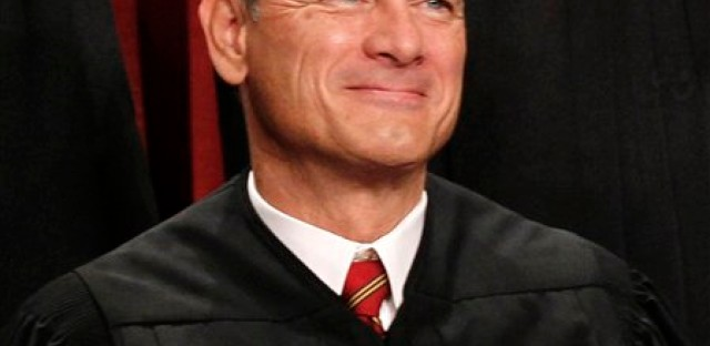 Chief Justice John G. Roberts and blogger Achy Obejas both grew up in Michigan City, Ind.