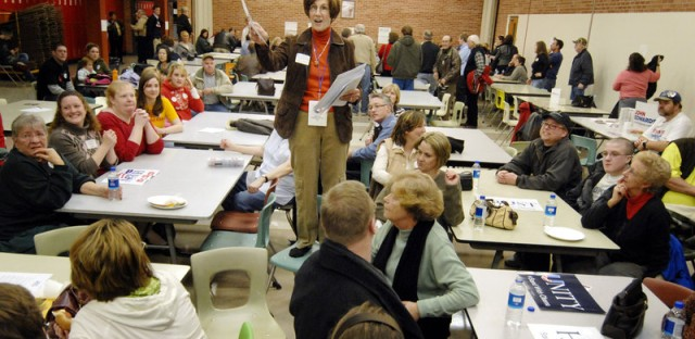 How Exactly Do the Iowa Caucuses Work?