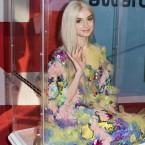 Singer-performance artist Poppy attends the 7th Annual Streamy Awards in September, when she won the Breakthrough Artist award.