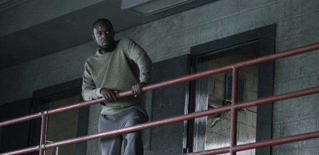 """Michael K. Williams says he has family members who remind him of Freddy, his character on HBO's The Night Of. """"I still visit my family that's incarcerated and I see the good days, I see the bad days, I see the growth,"""" he says."""