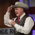 U.S. Senate candidate Roy Moore faces allegations that he acted inappropriately toward a 14-year-old girl when he was 32.