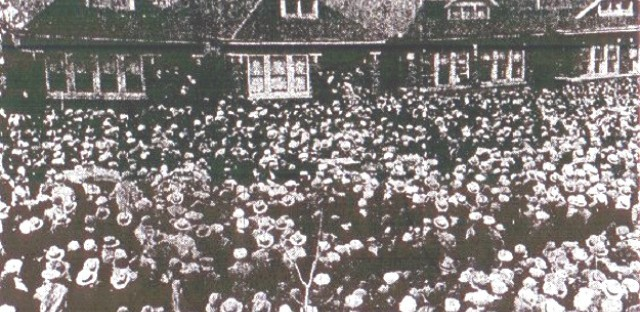Dingbat's funeral