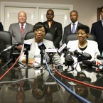 Sandra Bland's family announced in August 2015 they filed a lawsuit in federal court in Houston.