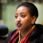 DePaul Student Addisalem Agegnehu