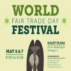 Chicago activists preview World Fair Trade Day 2015