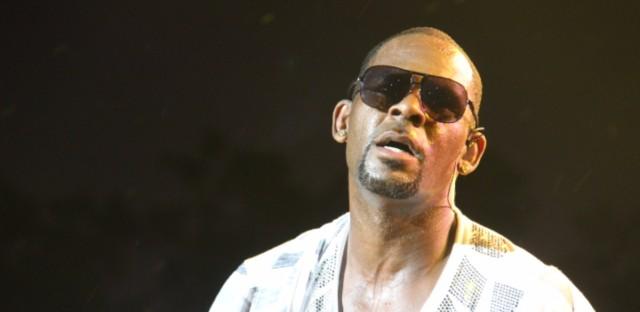 R. Kelly performance