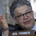 Sen. Al Franken, D-Minn., apologized for an alleged sexual assault incident on a 2006 USO tour.