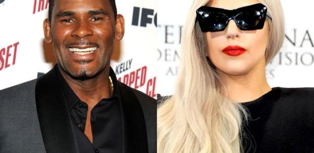 Lady Gaga collaborates with R. Kelly