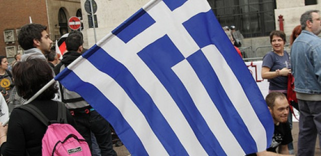 The ongoing Greek debt negotiations